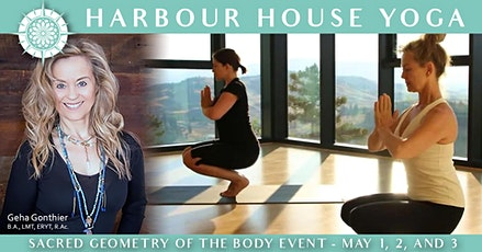 Sacred Geometry of the Body with Geha Gonthier tickets