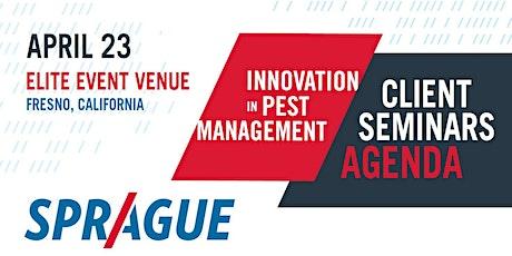 Innovation In Pest Management 2020-Fresno tickets