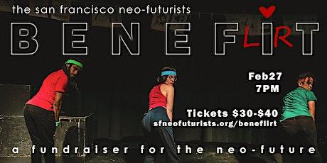BENEFLIRT tickets