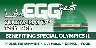 2020 Lisle EGGfest:  To Benefit Special Olympics Illinois