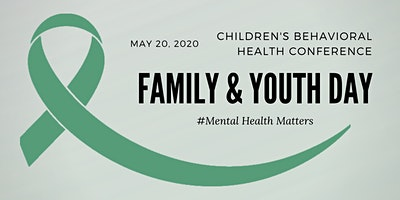 Children's Behavioral Health Conference Family Day