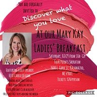 Discover What You Love Brunch