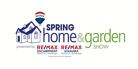 Spring Home & Garden Show Agent Meeting Niagara tickets