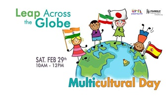 Enfield Plays On! LEAP Across the World Multicultural Event