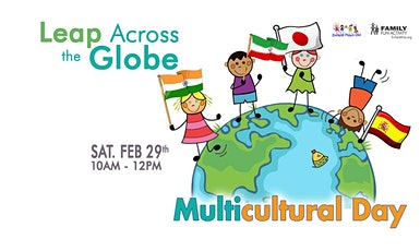 Enfield Plays On! LEAP Across the World Multicultural Event tickets