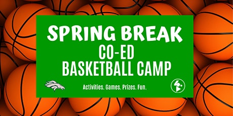 RAISING ATHLETES SPRING BREAK CO-ED BASKETBALL CAMP  (WCA) tickets