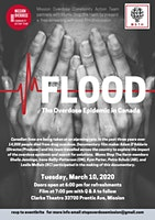 FLOOD: The Overdose Epidemic in Canada Film Screening