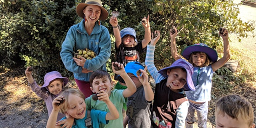 Family Nature Day (For Families With 3-5 Year Olds) - April 19