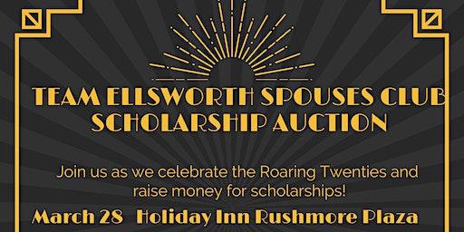 Team Ellsworth Spouses Club Scholarship Auction