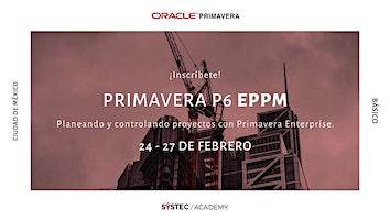 Primavera P6 Enterprise Project Portfolio Mgmt.
