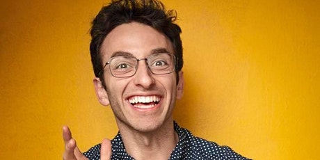 Modelface Comedy Presents Gianmarco Soresi (Saturday) tickets