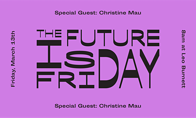 The Future is Friday featuring Christine Mau tickets