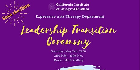 EXA Leadership Transition Ceremony tickets