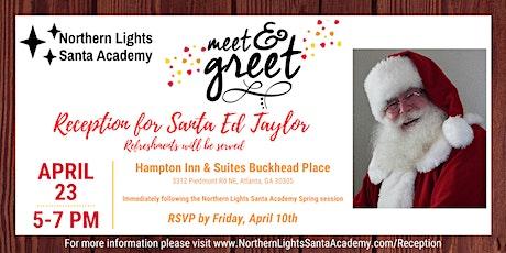 Northern Lights Santa Academy Meet & Greet For Santa Ed Taylor tickets