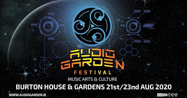 Audio Garden Festival image