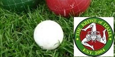 11th Annual Krewe of Italia Bocce Tournament ~ A Festa Tradition tickets