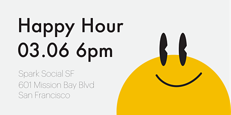KOLIS / KASBP / K Group Bio Happy Hour tickets