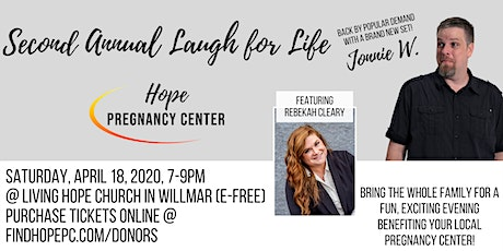 Laugh for Life 2020 tickets