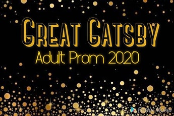 Great Gatsby 2020 Adult Prom tickets
