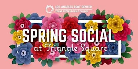 Triangle Square Spring Garden Social + BBQ tickets