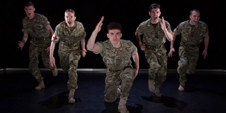 Rosie Kay Dance Company -  5 SOLDIERS : Free Veteran/Active Duty Matinee tickets