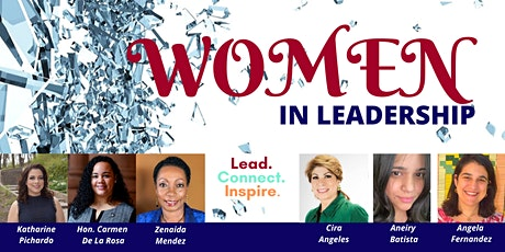 Women In Leadership: Connect. Inspire. Lead. tickets