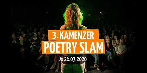 3. Kamenzer Poetry Slam