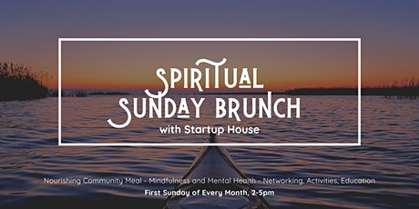 Spiritual Sunday Brunch tickets
