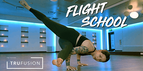 Flight School Inversion Workshop at TruFusion tickets
