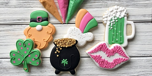 Luck of the Irish Cookie Class