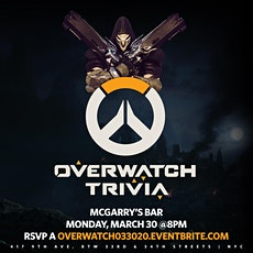 Overwatch Trivia tickets