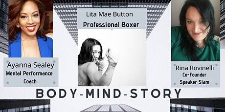 BODY - MIND - STORY. Discover your Personal Power tickets