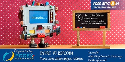 Intro to Bitcoin / Cryptocurrency