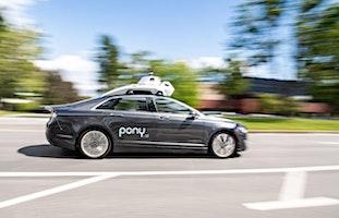 City of Fremont and Pony.ai Autonomous Vehicle Commuter Pilot Program Launch (Invitation Only)