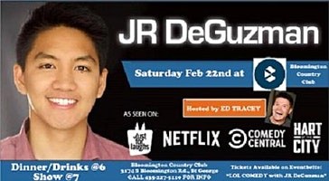 LOL! Comedy Night with JR DeGuzman hosted by Ed Tracey