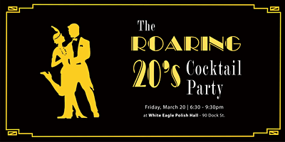 20's Cocktail Party - Fundraising Event