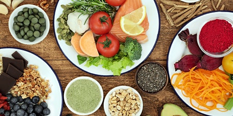 Food for Thought - Brain-Boosting Meals tickets