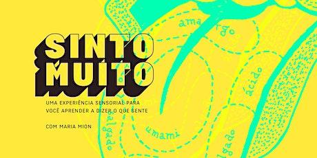 Sinto Muito (Florianópolis) ingressos