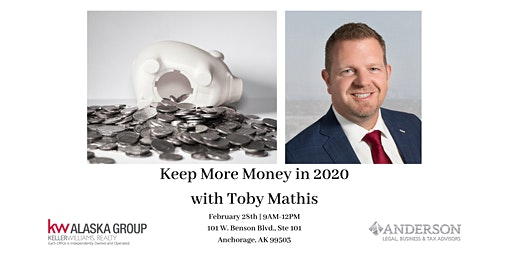 Keep More Money in 2020