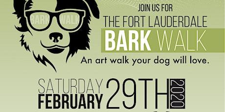 Fort Lauderdale Bark Walk tickets