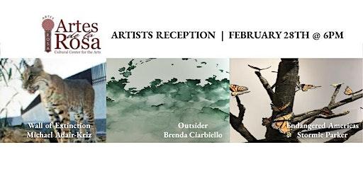 Artes de la Rosa-Artist Reception