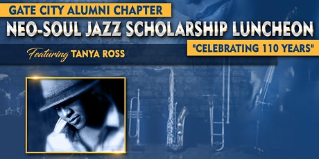 Gate City Alumni Chapter Neo-Soul Jazz Scholarship Luncheoun tickets