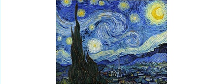 Van Gogh's Starry Night Canvas Painting Workshop- Buford