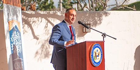 Congressman Gilbert R. Cisneros, Jr. Town Hall tickets
