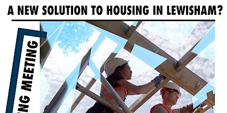 RUSS Housing Meeting vol. 6: A New Solution to Housing in Lewisham? tickets