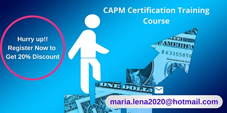 CAPM Certification Training in Auberry, CA tickets