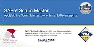 Certified SAFe® Scrum Master 5.0 Cork by Ana Maria...