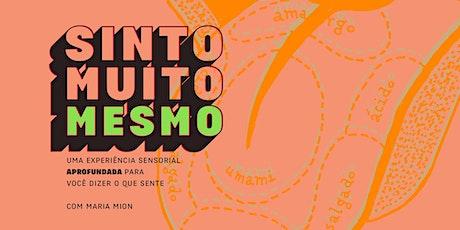 Sinto Muito MESMO (Florianópolis) ingressos