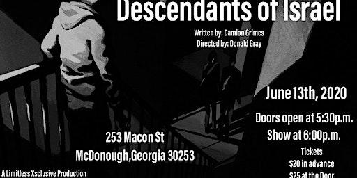 Descendants of Israel
