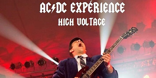 STE-THÉRÈSE - AC/DC Expérience 25$